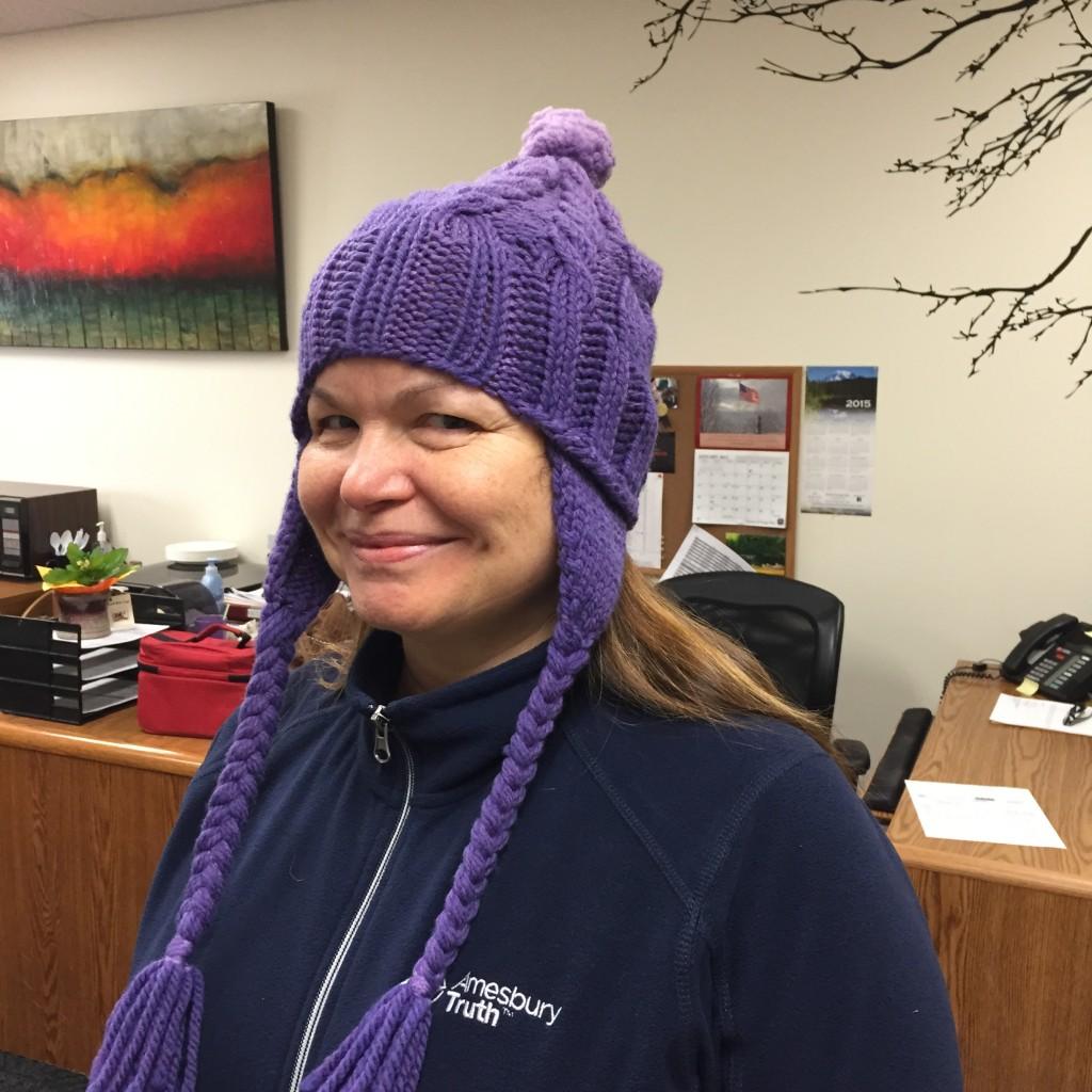 Jodi's hat