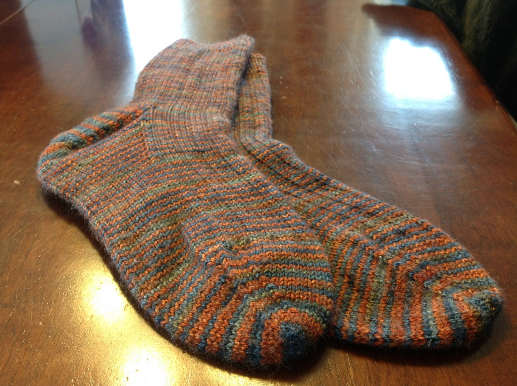 Li's socks